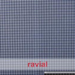 TRITEX CHECK 3 mm. Tejido hidrofugo y bactericida. Repele el agua y actua como barrera para las bacterias. 60º en 50 lavados. Es