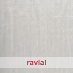 DIVA. Tissu en soie naturelle.