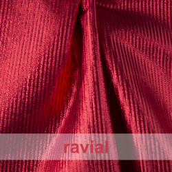 FANTASIA TINA. Plain lurex fabric.