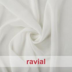 DRAVA. Tissu en mousseline fine, idéal pour la confection de costumes pour fêtes et/ou pour combiner avec du tissu satiné.