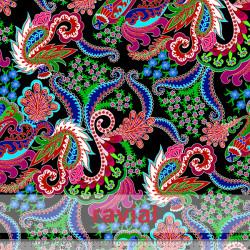 D-STRECH ESTP. Printed strech fabric.
