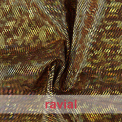 FANTASIA DOVER. Spandex fabric.
