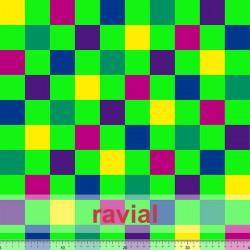 DANZA ZUMBA. Tejido de punto con estampado de cuadros. OEKO-TEX Standard 100