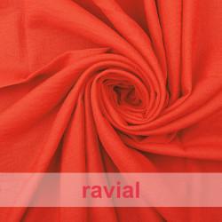 INARA. Plain fabric, linen imitation.
