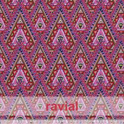"GYMBATH. Stretch fabric ""special swimwear"". Color print. Ethnic."