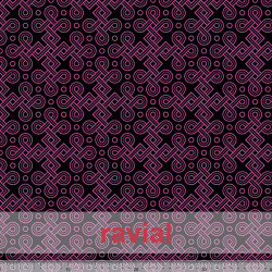GYMFLUOR. Special dance fabric, with geometric print.