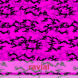 GYMFLUOR. Special dance fabric. Military print.