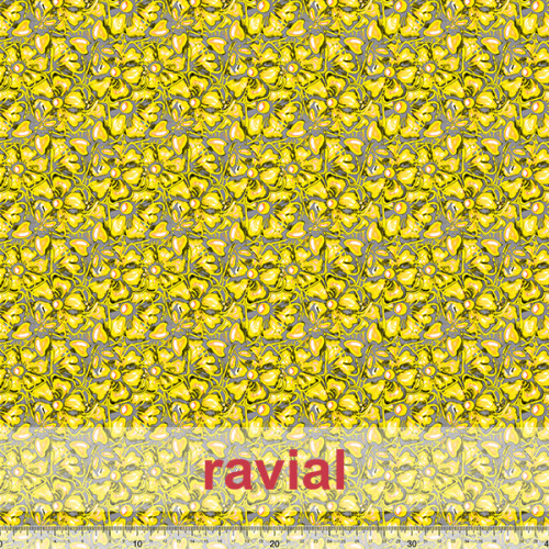 OLALLA. Very drapey fabric. Flower print.