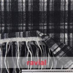 Poncho de lana.