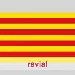 RASO BANDERAS. Banderas. Tejido de raso. OEKO-TEX Standard 100