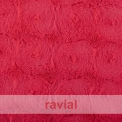 ANIMALIA CASTOR. Short fur fabric