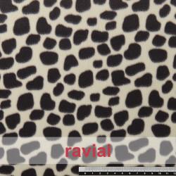 ANIMALIA PELDI. Short fur fabric.