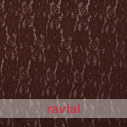 BLONDA SWAN. Stretch lace fabric.