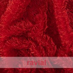 ANIMALIA REA. Soft curly fur fabric.