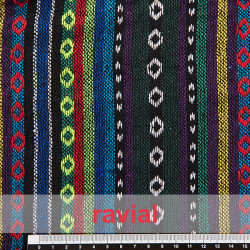 ETNICO APACHE. Cotton fabric. Perfect for ponchos, linings, costumes,…