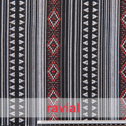 ETNICO ALPUJARRA. Cotton fabric. Perfect for ponchos, linings, costumes,…