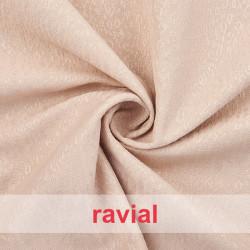 OBI. Short fur fabric. Very soft Jacquard.