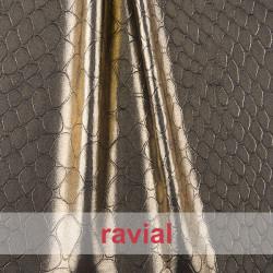 ANIMALIA CEO. Thin stretch knit fabric.