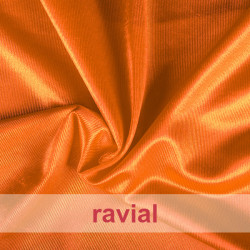 BASICO KARNA. Satinet fabric.