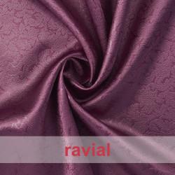 ROXANA. Marked satin fabric.