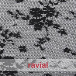BLONDA RANYA. Stretch lace fabric.