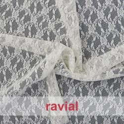 VELEZ. Lace fabric.