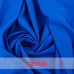 VISKON. Elastic viscose fabric.