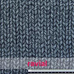 SABIÑANIGO. Plaited fabric.