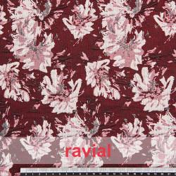 JACA. Jacquard fabric.