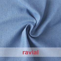 POPPY1. Cotton jean fabric.