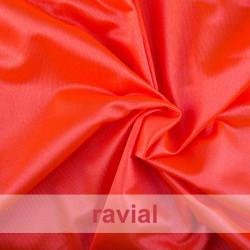 BASICO REFLEX. Fluorescent satinet fabric.