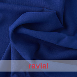 BASICO STRECH. Plain polyester stretch fabric.