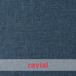 TRISTAN. Linen fabric with viscose.