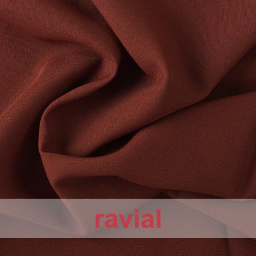 BASICO STRECH. Plain polyester stretch fabric.