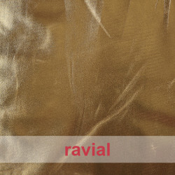 FIESTA BUÑUEL. Cotton fabric with lurex.