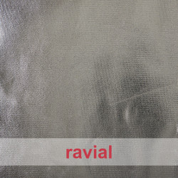 FIESTA CHAPLIN. Polyester fabric with lurex.