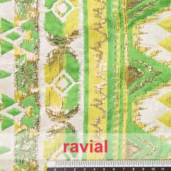 EPOCA MELILLA. Jacquard fabric.