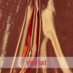 FANTASIA TILION. Lurex fabric, like paper.