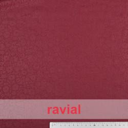 DRAVA GOFRADO. Thin chiffon fabric. Engraved fabric.