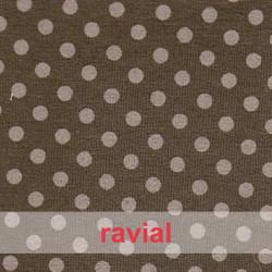 POPPY 120. Tissu en coton imprimé avec de l'élasthanne.