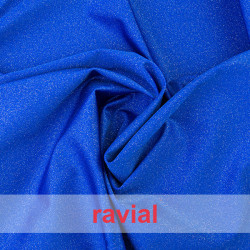 DANZA BRILLI. Bright elastic fabric.
